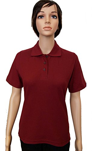 Uneek clothing -  Polo  - Polo - Polo  - Maniche corte - Donna Bordeaux