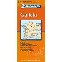 Carte RGIONAL Galice / Galicia