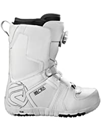 Mujer Snowboard Boots Flow Lotus Boa Coiler 11/12Women blanco blanco Talla:7,5