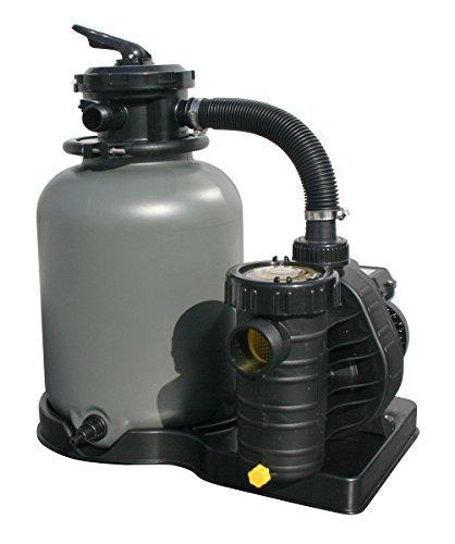 Summer Filtert mit 200 W Leistung ca. 4.000 l/h (0,0011 m³/s)