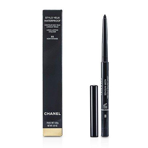Chanel Stylo Yeux Contour des Yeux Longue Tenue Konturenstift #88 Noir Intense