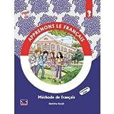 Apprenons Le Francais - 3 +PORTFOLIO INCLUS