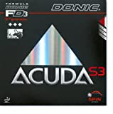 DONIC Belag Acuda S1, rot, 2,3 mm