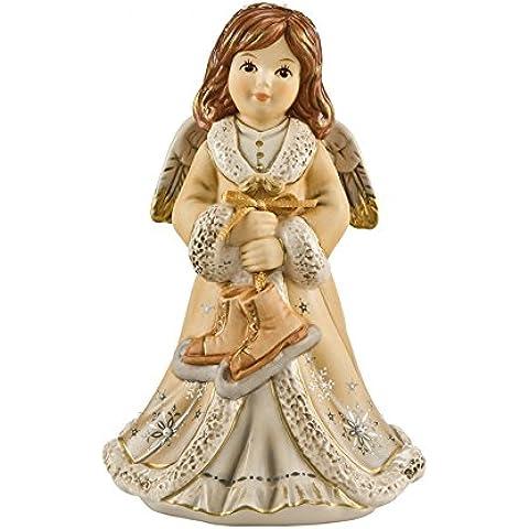 Ángel anual 2014 Goebel, navidad, figuras, decoración, porcelana dura, porcelana, 41484015