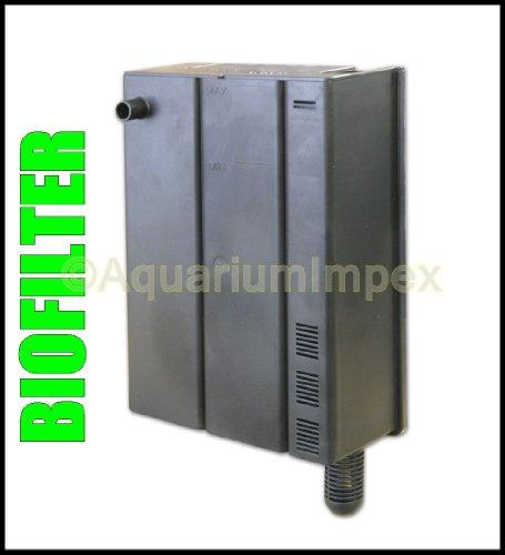 RESUN BF-200 Biofilter Innenfilter Kammer Filter BF200 inkl. Filtermedien
