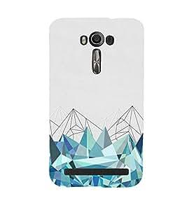GoTrendy Back Cover for Asus Zenfone 2 Laser ZE550KL