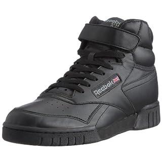Reebok - Ex-O-Fit Hi, Sneakers unisex, Nero (Black), 42 EU (B0017GTBC4)   Amazon price tracker / tracking, Amazon price history charts, Amazon price watches, Amazon price drop alerts