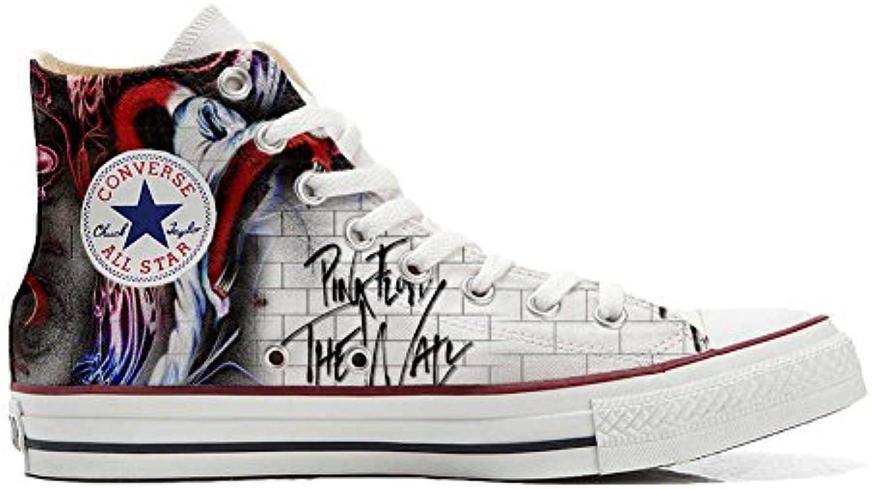 Converse All Star personalisierte Schuhe (Handwerk Produkt) The Wall