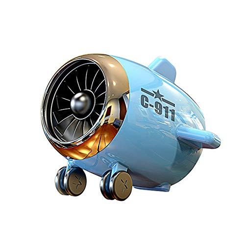 Bluetooth-Lautsprecher Kreative tragbare Fighter Subwoofer-Lautsprecher Mini Cute Outdoor-Flugzeug Bluetooth-Lautsprecher