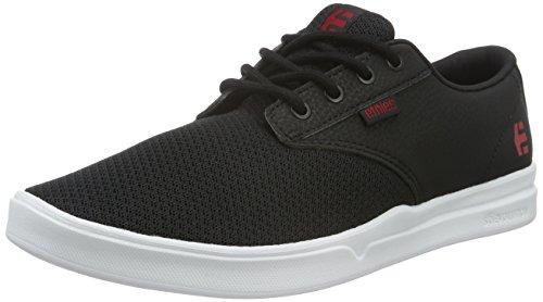 Etnies Jameson Sneakers da Uomo Black (Black/White/Red978)