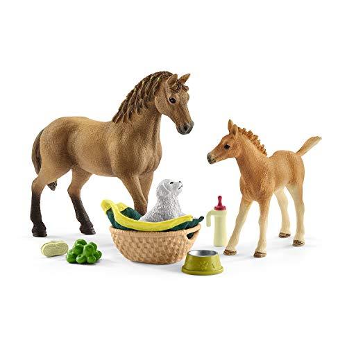 Schleich- Figurine Les Soins pour bébé Animaux...