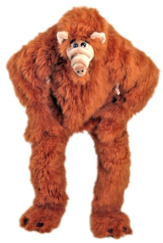 De Kostüm Alf - Kostüme Plüsch Alf 180cm Erwachsenen