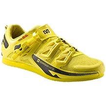 Zapatillas para bicicleta de carretera Mavic Podium amarillo para hombre (Tamaño: 47 ...