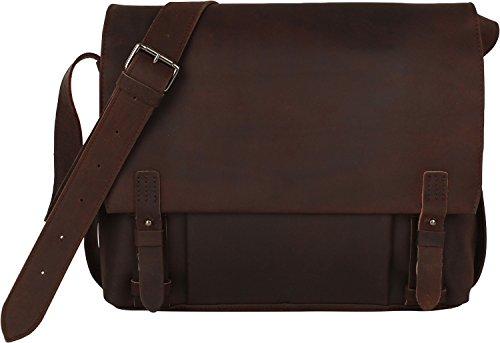 Harold's Leado Borsa a tracolla marrone brown_brown, braun