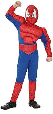 El Carnaval Disfraz Hombre araña inf. musculoso T. M