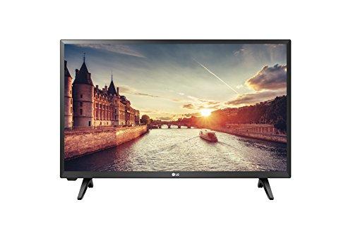 LG TV 28 Pollici 28' Led HD Monitor PC DVB/T2/S2 28TK430V Digitale Terrestre T2 / HEVC e Digitale Satellitare S2, Nero