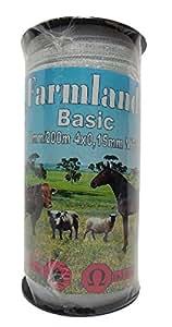 """Farmlands. Breitband """"Basic"""". 10mm. 200m. 4x0.15 NIRO"""