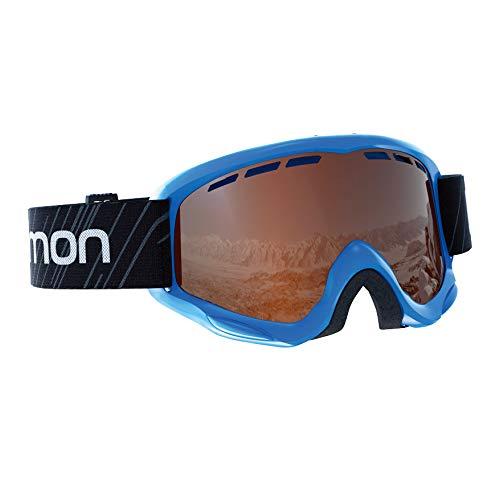 Salomon Juke Access Skibrille, für Kinder (6-12 Jahre), geeignet für Brillenträger, sonniges...
