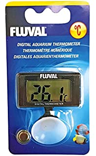 Termometro Juwel / Termometro digitale, applicabile sull'esterno dell'acquario.