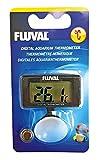 Fluval 11195 tauchbares Digitalthermometer, schwarz