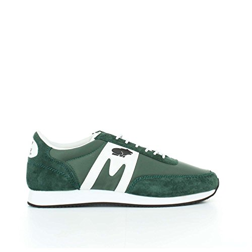 Karhu - Zapatillas Piel Hombre Verde Green White 42
