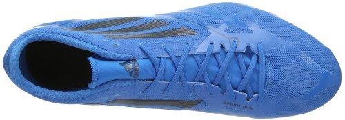 adidas Performance Adizero MD 2 D67177 Herren Laufschuhe Türkis (Solar Blue S14/Black 1/Solar Blue S14)