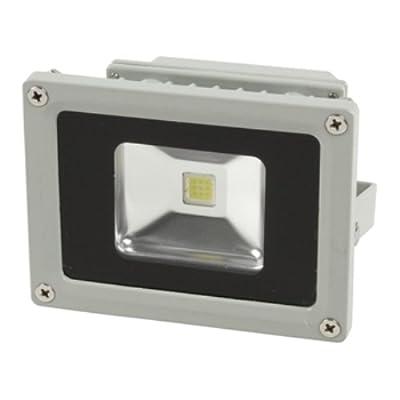 HQ Lamp LP02HQ Aussenstrahler mit 10 Watt Led-Power-Multichip-Modul von NEDIS GmbH bei Lampenhans.de