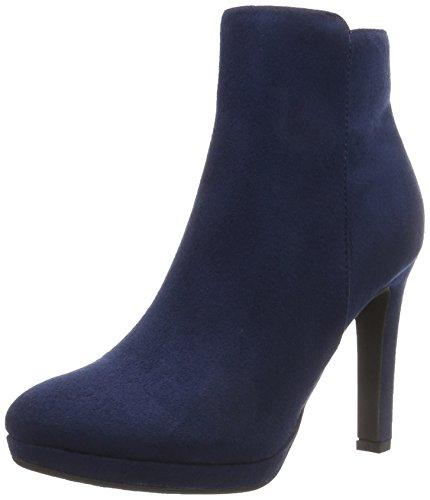 Buffalo Shoes Y436-51b P1804D Imi Suede, Stivaletti Donna, Blu (Blue), 41 EU