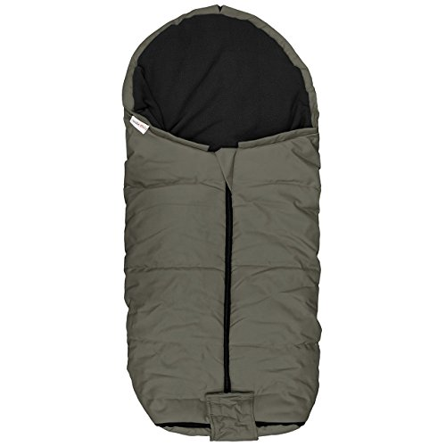 Original smileBaby Fußsack Thermosack in GRAU -