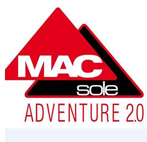 Heckel macsole ® ADVENTURE MACEXPEDITION-Scarpe da lavoro %2F Scarpe di sicurezza, 100% metallo libero In GORE-TEX High
