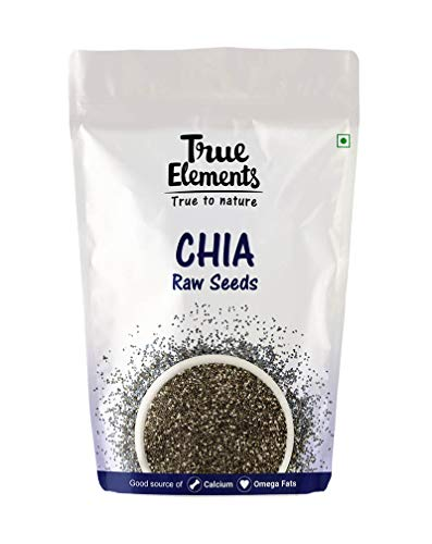 True Elements Raw Chia Seeds, 150g