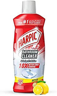 Harpic Bathroom Cleaner Lemon, 1L