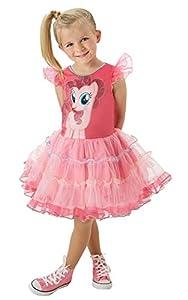 Rubies 3620098Disfraz, niña, color rosa
