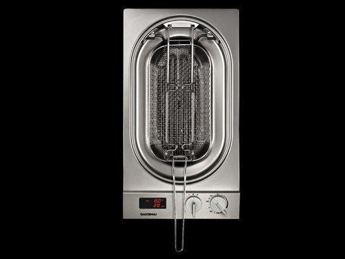 Gaggenau Friggitrice Elettrica ad Incasso VF 230 114 in Acciaio Inox da 28cm