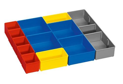 Bosch org53–12Organizer Set für i-boxx53, Teil von Click und Go Mobile Transport System, 12-teilig (Tray Speicher Mobile)