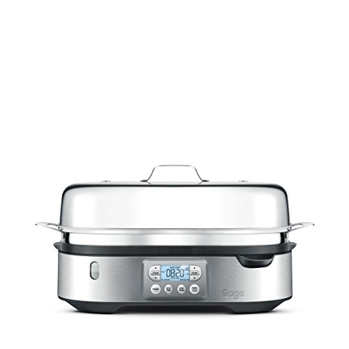 Sage by Heston Blumenthal SFS800BSS The Steam Zone, 2200 W, Stainless Steel