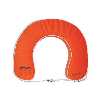 Rettungsring Hufeisenform - Horseshoe Lifebuoy (orange)