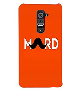 LG G2 MARD Back Cover by PRINTSWAG