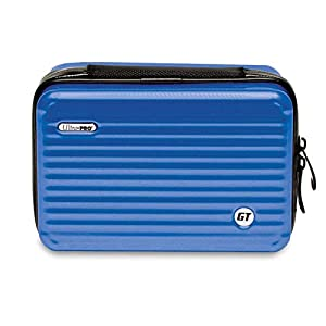 Ultra Pro GT-Caja para portaequipajes, Color Azul (15278)