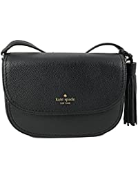 e69099c64 Kate Spade New York Adelaide McCall Street Leather Crossbody Bag in Black