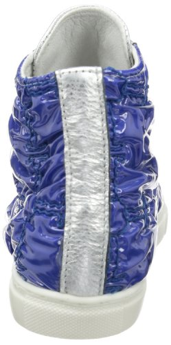 Nat-2  Bomber, basket adulte mixte Bleu - Blau (blue)