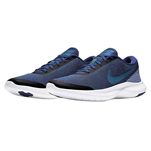 NIKE Men's Flex Experience RN 7 Navy Blue Running Shoes (908985-404)