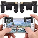 #1: Gaming Trigger Fire Button Gaming Controller Pubg Shooter for All Smart Phones