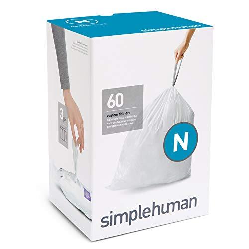 Simplehuman - Bolsas de basura a medida