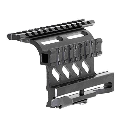 ANS Optical 2 seitliche Erweiterung Tactical Montagebasis AK-47/AK-47S/AK47-SPETSNAZ (Japan Import / Das Paket und das Handbuch werden in Japanisch) (Mount-handbuch)