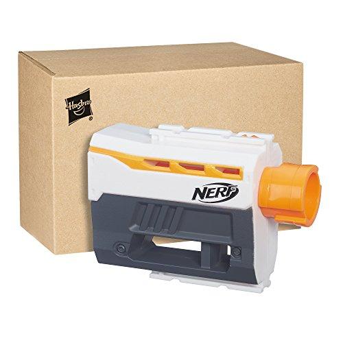Preisvergleich Produktbild Hasbro Nerf B3201F03 - Dual Barrel Modulus ECS-10, Sportspielzeug