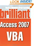 Brilliant VBA for Microsoft Access 20...