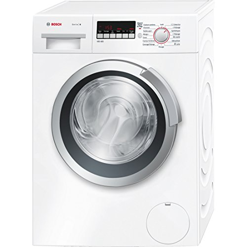 Bosch WLK24162FF Autonome Charge avant 6kg 1200tr/min A+++ Blanc machine à laver - Machines à laver (Autonome, Charge avant, Blanc, boutons, Rotatif, Gauche, LED)