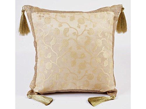 indischen Kunsthandwerk Baumwolle Kissen Bezug