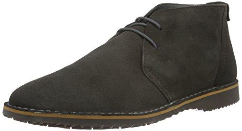 Geox U Zal C, Desert Boots Homme Grau (GRAPHITEC1115)